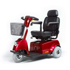 Fortress 1700 DT TA 3 wheel Electric mid size Mobility scooter