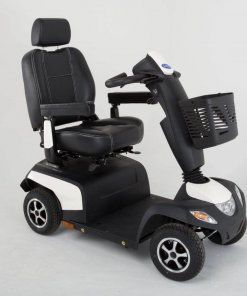 Peg Metro 4 wheel mobility scooter Silver