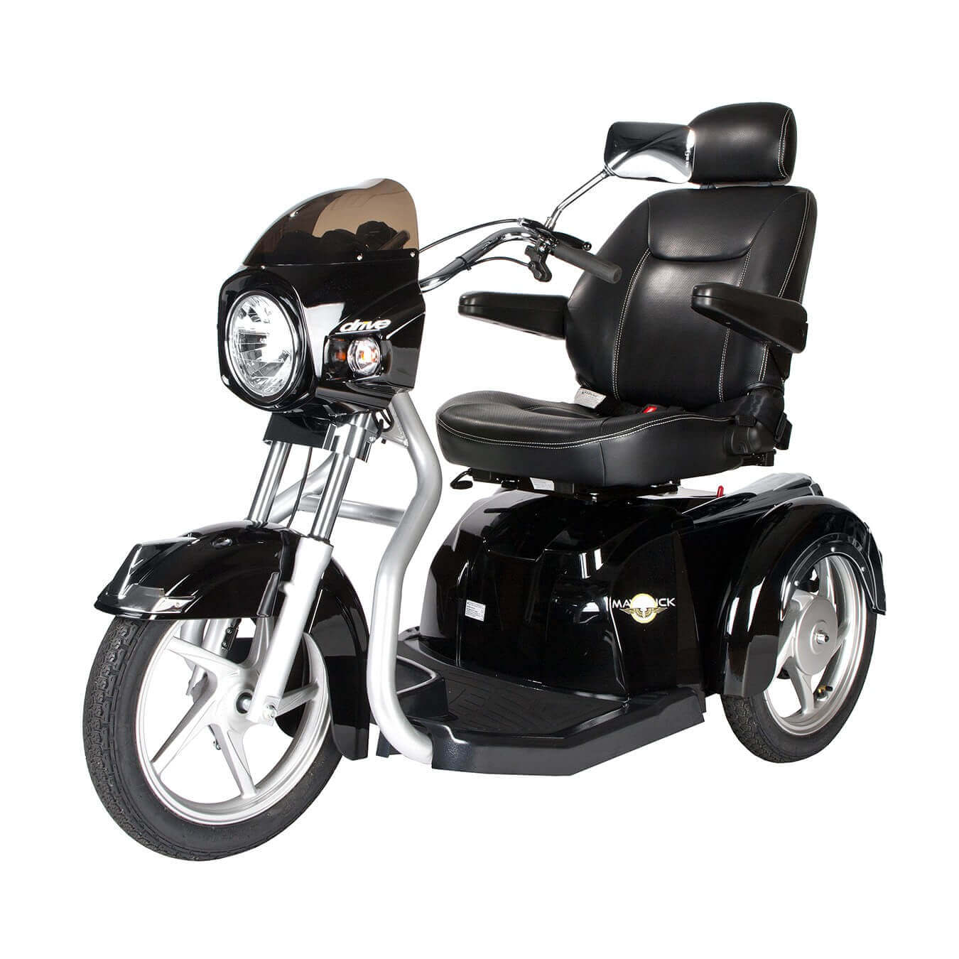 The Maverick Three Wheel Mobility Electric Scooter for Sale