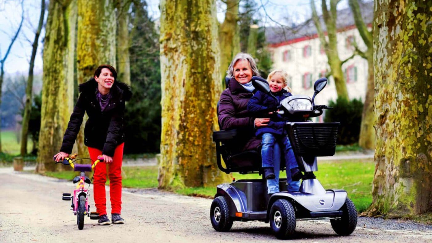 7 Scooters with the Highest Carrying Capacity