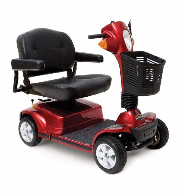 Pride Maxima 4 Wheel red