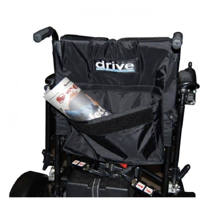 Cirrus Plus HD Powerchair large storage bag