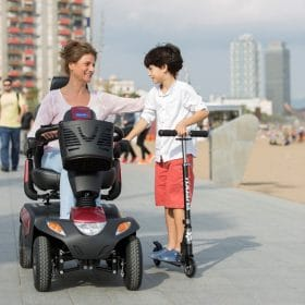Invacare Pegasus PRO 4-wheel Mobility scooter