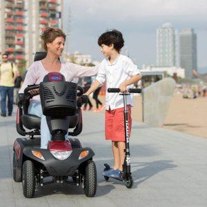 Invacare Pegasus PRO 4-wheel Mobility scooter